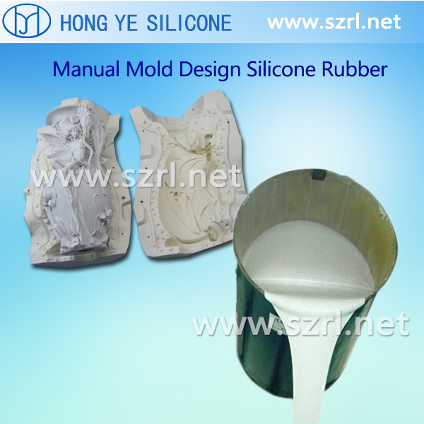 Model Mold Making Silicone Rubber