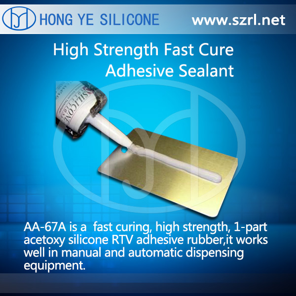 AA-67A High Strength Fast Cure Adhesive Sealant