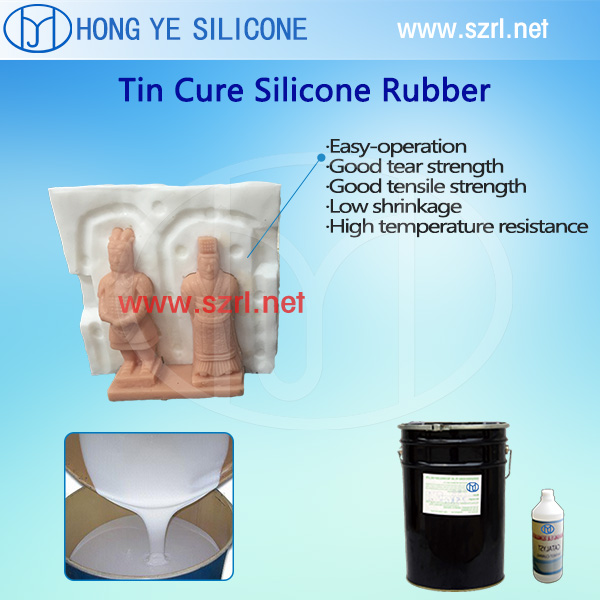 Mold Duplication Liquid Mould Making Silicone Rubber Manufacturer