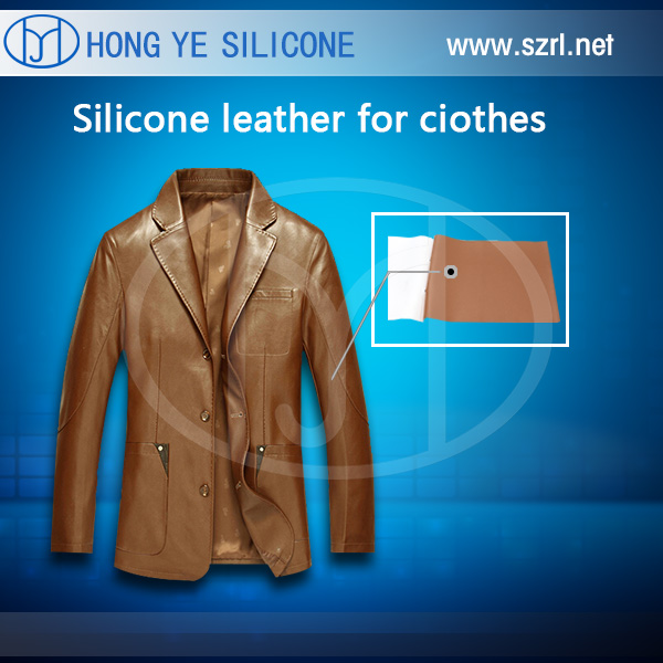 Clothing Silicone Leather