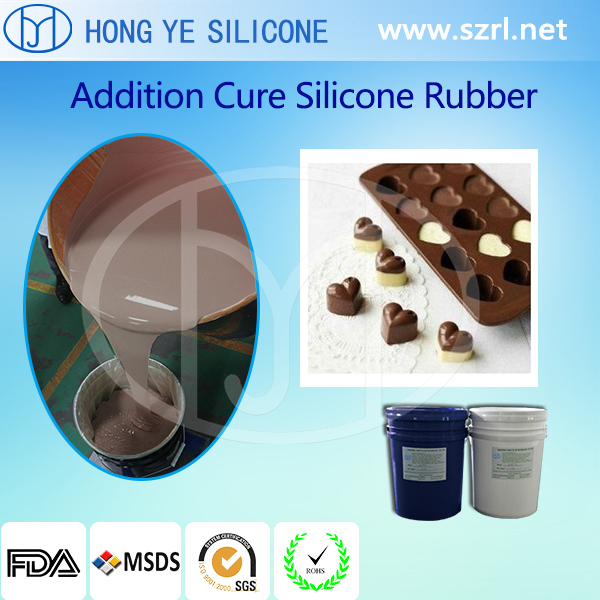 Food Grade Silicone Rubber for chocolate mold