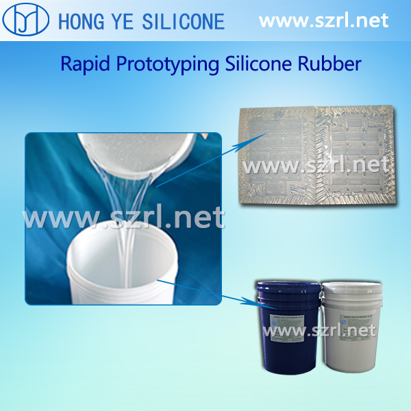 Silicone Rubber for Rapid Prototyping