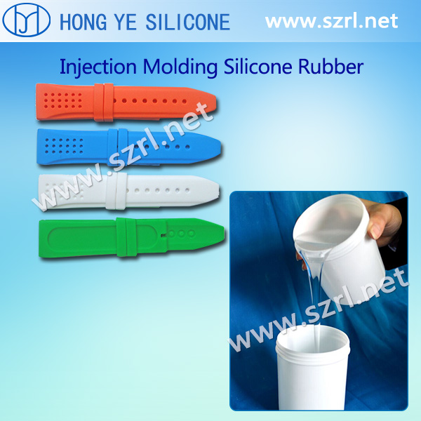 LSR injection mold silicone