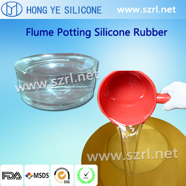 Two Part Sealing Silicone Gel