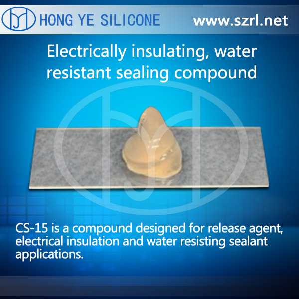CS-15 Electrically insulating, water resistant sealing compound