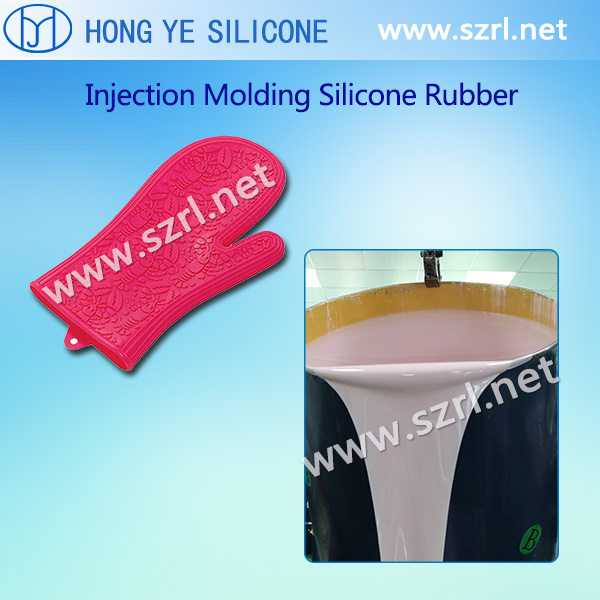 Medical grade liquid silicone rubber