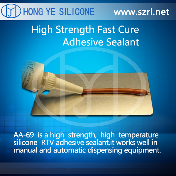 AA-69  High Temperature  Fast Cure Adhesive Sealant