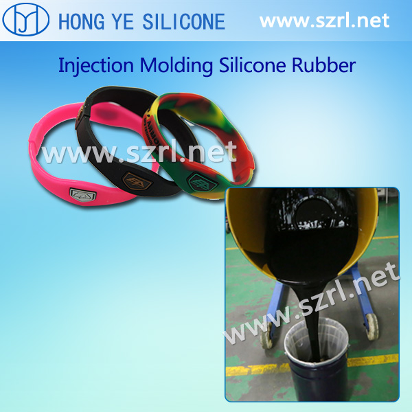 RTV silicone for injection mold