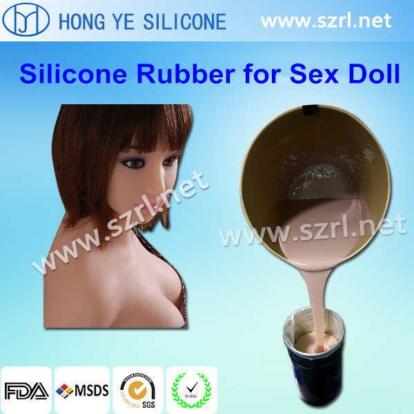 Liquid Silicone for Sex Toy/Liquid Silicone for Love Doll