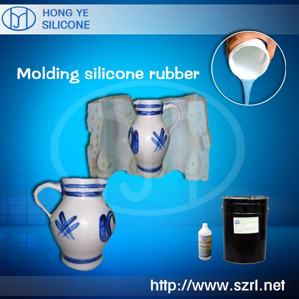 Ceramics Mold Making Silicone