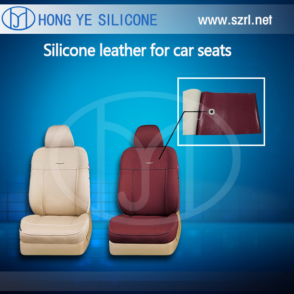 Automotive Supplies Silicone Leather