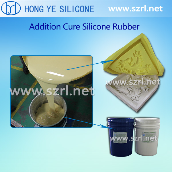 RTV Silicone for concrete molds