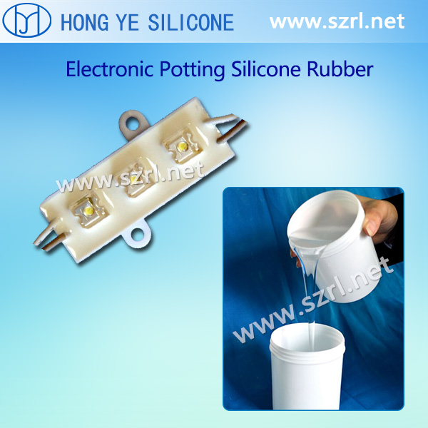 Electronic Potting Compound Silicone Rubber Manufacturer