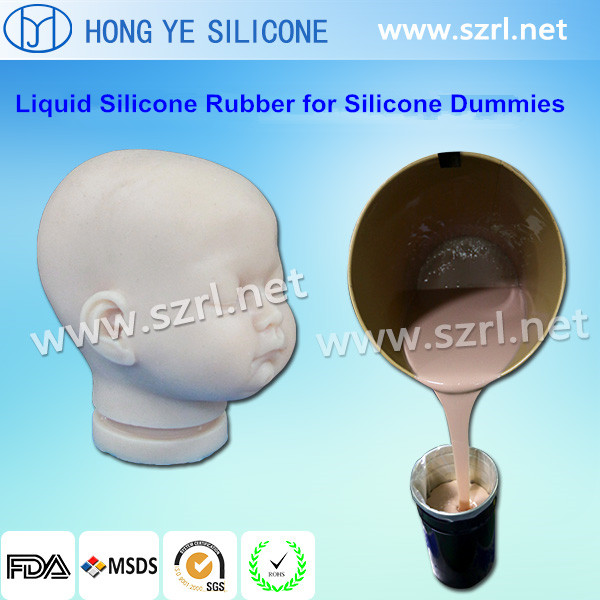 Silicone Rubber for Prosthesis