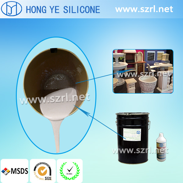 Artificial Hill Molding Silicone