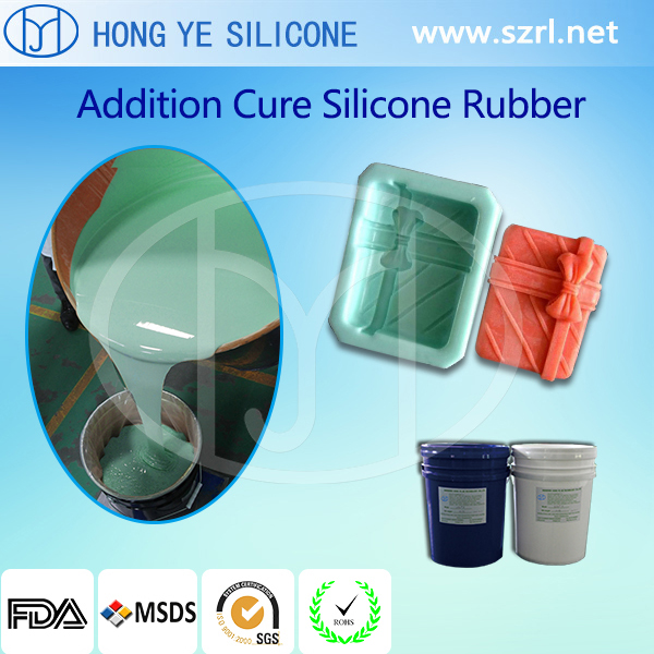 RTV-2 Silicone Rubber for Candle Mold