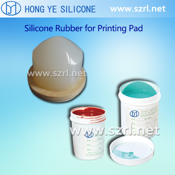 Silicone Rubber for Transfer Pad