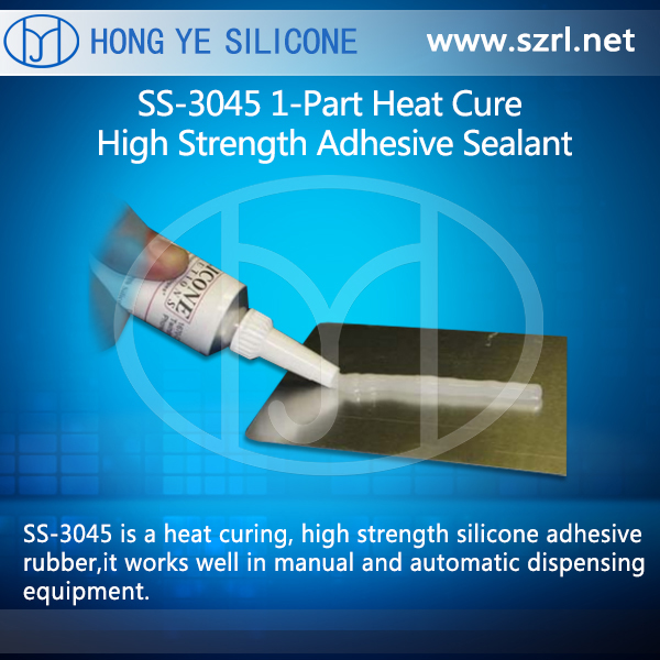 SS-3045 1-Part Heat Cure High Strength Adhesive Sealant